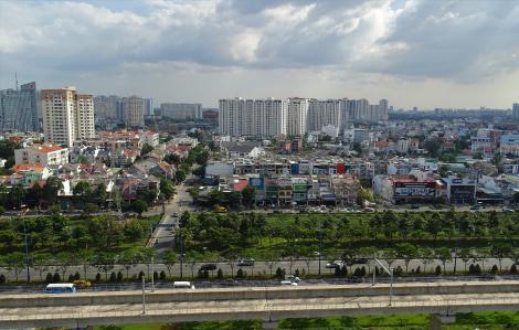 TPHCM kiến nghị gỡ vướng trong việc thành lập thành phố phía Đông