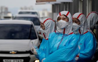 121 quốc gia đề nghị Hàn Quốc giúp đỡ bộ xét nghiệm COVID-19