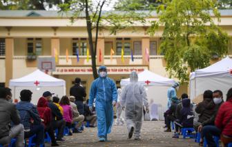 3 mẫu nghi mắc COVID-19 tại trạm test nhanh ở Hà Nội đều âm tính khi được xét nghiệm lại