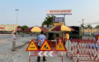 Người từ Hà Nội và TPHCM đến Quảng Nam sẽ bị cách ly có thu phí