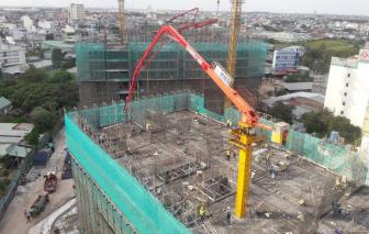 TPHCM khuyến nghị dừng thi công xây dựng các dự án để chống dịch COVID-19