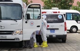 3 người mắc COVID-19 liên quan đến nữ doanh nhân ở Bình Thuận được xuất viện