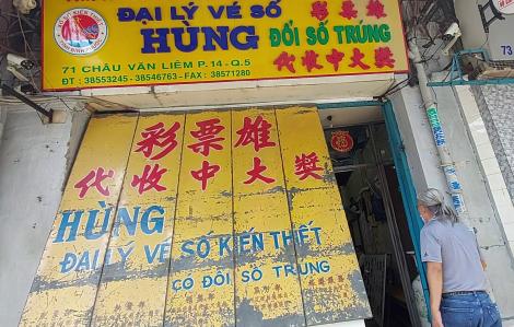 """Chợ """"tử thần"""", """"phố vé số"""" đóng cửa và những hình ảnh chưa từng thấy ở Sài Gòn"""