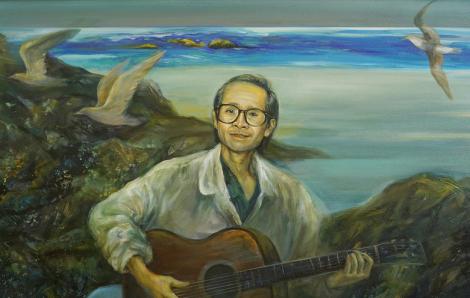 Nhiều hoạt động tưởng niệm ngày mất cố nhạc sĩ Trịnh Công Sơn được tổ chức online
