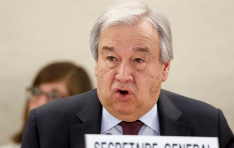 Tổng thư ký Liên Hợp Quốc cho biết COVID-19 là cuộc khủng hoảng tồi tệ nhất kể từ Thế chiến II