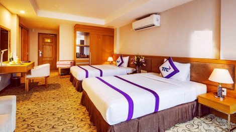 TPHCM đã có khách sạn đầu tiên làm chỗ nghỉ ngơi cho y, bác sĩ tham gia chống dịch COVID-19
