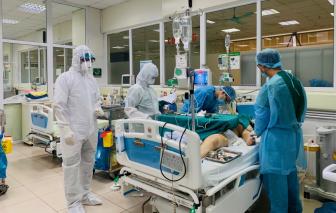 3 bệnh nhân mắc COVID-19 tình trạng nặng đã âm tính 3 lần