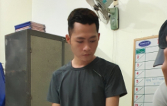 Công an Quảng Ngãi bắt 2 nghi phạm cướp ngân hàng ở Quảng Nam
