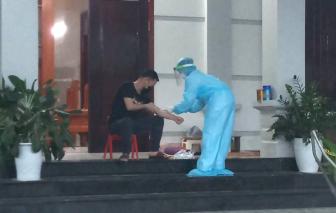Một phụ nữ ở Nghệ An ho, sốt sau khi từ Bệnh viện Bạch Mai trở về