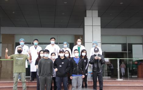 Thêm 11 bệnh nhân mắc COVID-19 vừa được công bố khỏi bệnh
