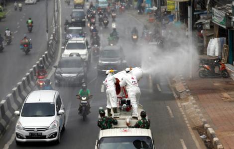 Indonesia: Hai giám đốc bệnh viện tử vong do mắc COVID-19