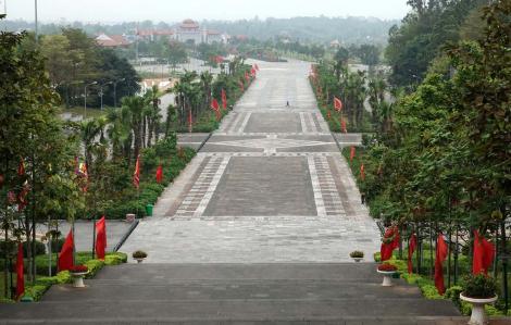 Lễ hội Đền Hùng được rút gọn chỉ tiến hành Lễ dâng hương