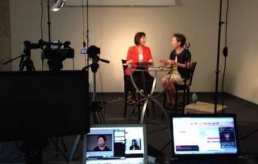 Nguy cơ lây nhiễm COVID-19 từ nơi live stream dạy học