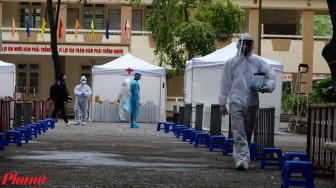 Ca mắc COVID-19 tăng lên 239, một người đến khám tại khoa Tiêu hóa, Bệnh viện Bạch Mai