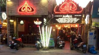 Chưa thể xác định F0 ở quán bar Buddha
