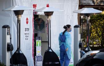 COVID-19 ngày 3/4: Hơn 1 triệu ca nhiễm trên toàn thế giới