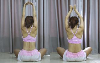 Đánh tan mỡ bắp tay với 3 bài tập cực đơn giản