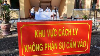Quảng Nam cách ly hơn 340 người trở về từ TPHCM và Hà Nội