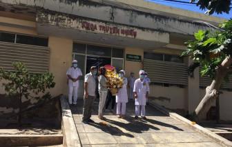 7 người mắc COVID-19 trong gia đình nữ doanh nhân là ca 34 ở Bình Thuận đã khỏi bệnh