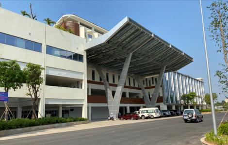 Bệnh viện Ung bướu TPHCM cơ sở 2 sẵn sàng trở thành nơi điều trị COVID-19