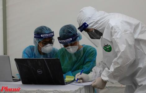 Ca 240 mắc COVID-19 dự liên hoan cùng gia đình bệnh nhân 166