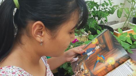 Nuôi thỏ, đọc sách, trồng rau để kháng nỗi lo dịch bệnh