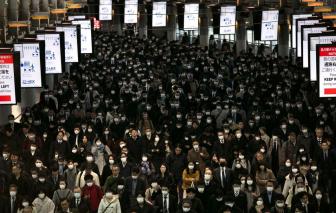 Chuyên gia cảnh báo Tokyo có khả năng trở thành New York thứ 2 trong dịch COVID-19