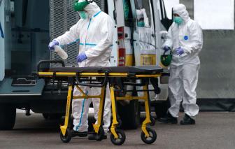 COVID-19 ngày 4/4: Số ca nhiễm mới ở Ý có xu hướng giảm