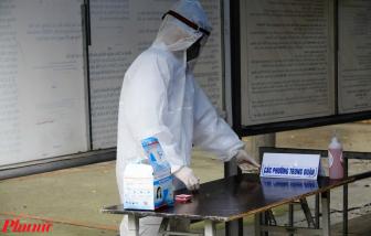 Ca mắc COVID-19 tăng lên 245, có một bệnh nhân ăn cơm ở quán đối diện Bệnh viện Bạch Mai