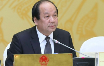 Bộ trưởng Mai Tiến Dũng kêu gọi hưởng ứng sử dụng Cổng Dịch vụ công Quốc gia để phòng, tránh dịch