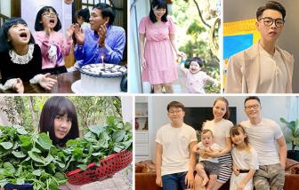 Cách ly toàn xã hội: Nghệ sĩ Việt làm gì để sống vui?