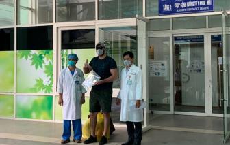 3 công dân Việt Nam và 2 người Mỹ mắc COVID-19 được công bố khỏi bệnh