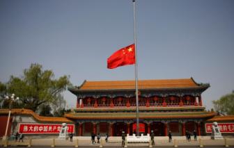 Trung Quốc tưởng niệm hàng ngàn nạn nhân COVID-19 trong ngày lễ Thanh Minh