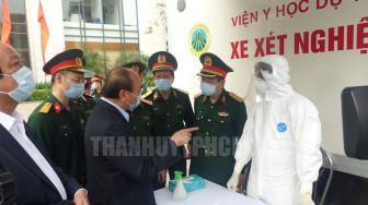 Việt Nam lập đoàn cán bộ quân y giúp Lào chống dịch và xét hỗ trợ thiết bị y tế cho nhiều nước châu Âu