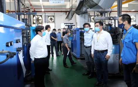 Gần 7.000 lao động ở KCX Tân Thuận, TPHCM ngừng việc, mất việc