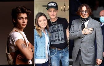 Johnny Depp: Xuống dốc từ sự nghiệp lẫn nhan sắc