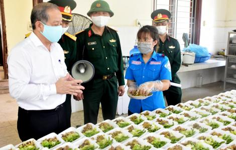 Giám sát dịch tễ 14.000 người địa phương khác đến Huế