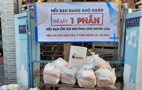 Dồn sức hỗ trợ người lao động nghèo