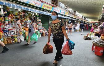 Đà Nẵng lập danh sách tiểu thương để ship hàng từ chợ đến nhà dân