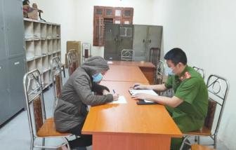 Tung tin chợ không họp, một phụ nữ tại Hà Nội bị phạt 12,5 triệu đồng
