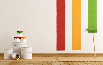 Chuyên gia bày cách khắc phục những sự cố bong tróc, phồng rộp khi sơn tường