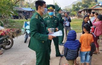 Nóng tình trạng vượt biên để trốn cách ly ở các tỉnh biên giới Việt - Lào