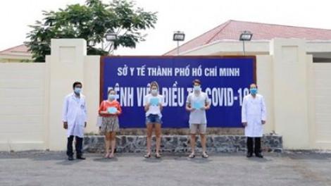3 bệnh nhân mắc COVID-19 liên quan đến quán bar Buhhda đã khỏi bệnh