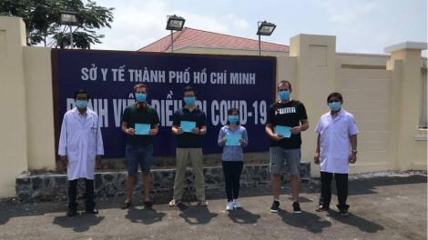 Bệnh nhân mắc COVID-19 khiến hơn 50 y, bác sĩ Bệnh viện huyện Bình Chánh bị cách ly đã khỏi bệnh