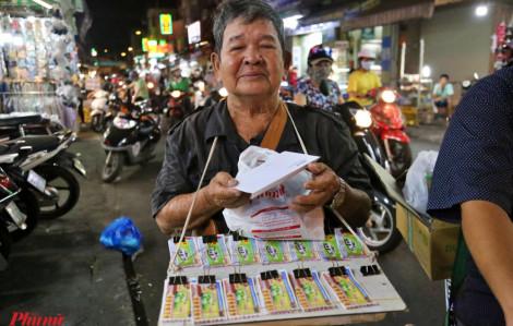 12.000 người bán vé số dạo ở TPHCM sẽ được nhận tiền hỗ trợ trước ngày 10/4