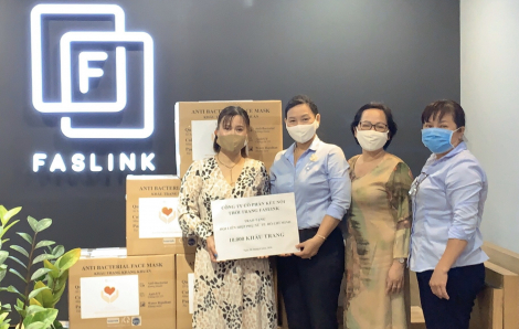 Hội LHPN TPHCM tiếp nhận thêm 10.000 khẩu trang