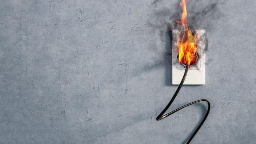Nắng nóng, cảnh báo các mối hỏa hoạn ẩn chứa trong nhà bạn