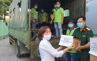 Doanh nhân thành phố góp hơn 23,5 tỷ giúp phòng, chống dịch Covid-19 và hạn mặn