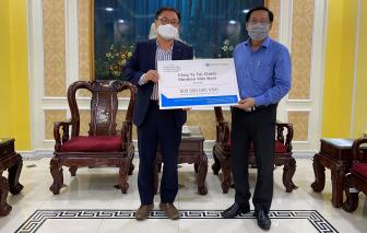 Shinhan Finance đóng góp 1,2 tỷ đồng cùng cả nước phòng, chống COVID-19