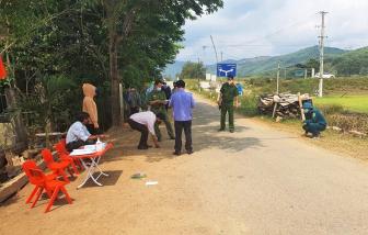 Quảng Nam khởi tố 2 vụ án, phạt 22 người, bắt giam 1 người do vi phạm phòng, chống dịch